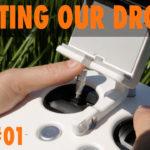 Vlog 1 - Testing  our drone - THUMB